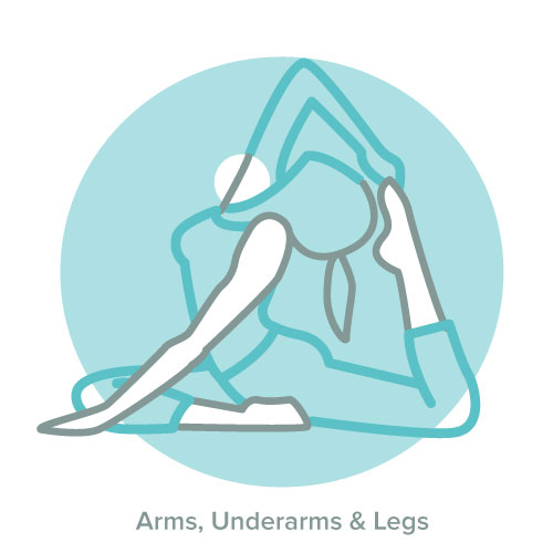 Arms , legs Treatment